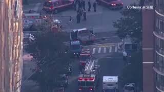 El sospechoso del atentado en Manhattan fue una vez arrestado en Kansas City por una infracción