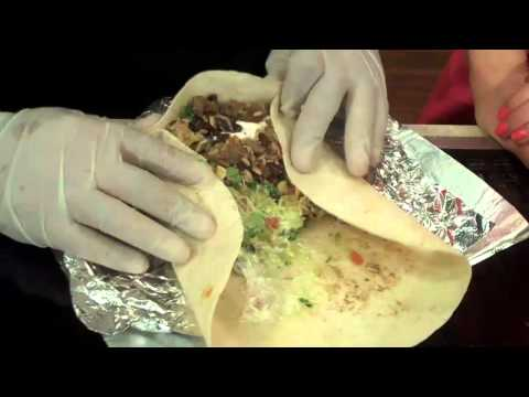 How to Correctly Fold a Burrito on WFSB