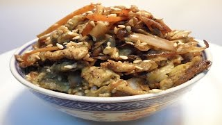 getlinkyoutube.com-طريقة عمل الكرنب المقلي على الطريقة الصينية - Chinese Stir-Fry Cabbage