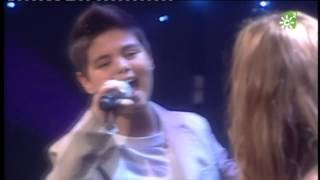 getlinkyoutube.com-Abraham Mateo Feat. Caroline Costa - Without  you (Español Cover Mariah Carey)