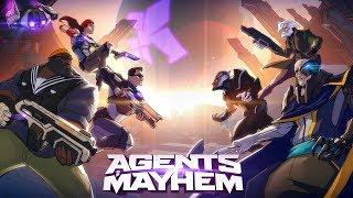 Agents of Mayhem - 'Bad Vs Evil' Trailer