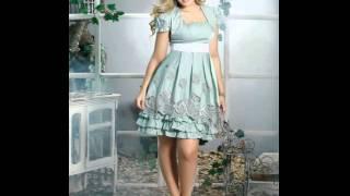getlinkyoutube.com-moda evangelica vestido