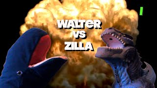 getlinkyoutube.com-Lbrosfilm's Walter VS Zilla