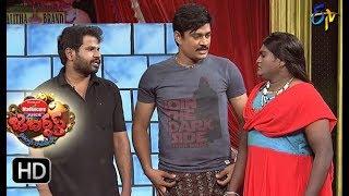 Hyper  Aadi Raijing Raju Performance   Jabardasth   2nd November 2017  ETV  Telugu