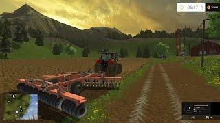 getlinkyoutube.com-Farm Sim Saturday creating a new field and planting a crop