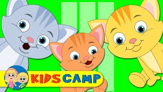getlinkyoutube.com-Three Little Kittens | And Many More Nursery Rhymes for Children PART 1 by KidsCamp