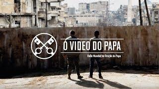 Ao serviço da paz – O Vídeo do Papa 11 – Novembro 2018 width=