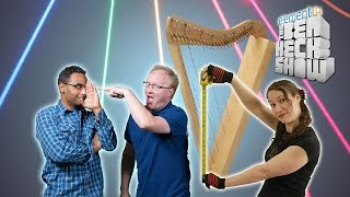 getlinkyoutube.com-Ben Heck's Intel Edison Laser Harp Part 1: Design