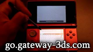 getlinkyoutube.com-How to install CFW on Nintendo 3DS & Nintendo 3DS XL with RXTools Part 1