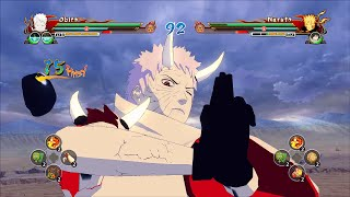 getlinkyoutube.com-Naruto Ultimate Ninja Storm Revolution  Obito Juubi Jinchuuriki Mod Gameplay (PC)