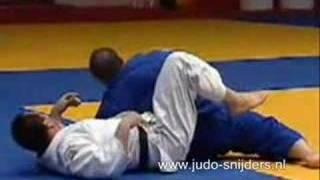 getlinkyoutube.com-Judo Hamburg 2008: Muneta (JPN) - Tangriev (UZB)