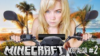 getlinkyoutube.com-MI NUEVA MOTOCICLETA | Minecraft: Nostalgia (2) - lele