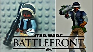 getlinkyoutube.com-LEGO Star Wars Battlefront - Rebel Vanguard Minifigure Review