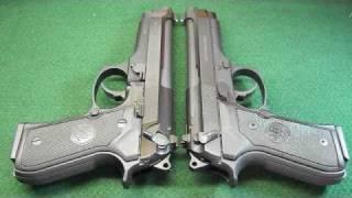 getlinkyoutube.com-Beretta 92FS vs M9