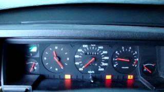 getlinkyoutube.com-Volvo 740 GL - Swedish Cold Start