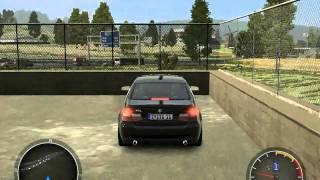 getlinkyoutube.com-Crash Time 4 Game Play - لعبة سيارات كراش تايم فور