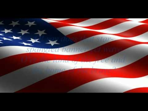 National Anthem of the United States of America