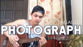 getlinkyoutube.com-Photograph Tagalog Version (Litrato)