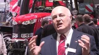 Welcome to the Massey Ferguson stand at SIMA 2015