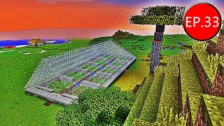 getlinkyoutube.com-TAEEXZENFIRE Minecraft (1.8.8) - Episode 33 - ตกแต่งฟาร์มเก็บเกี่ยวข้าวอัตโนมัติ