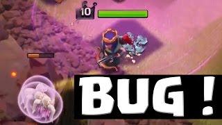getlinkyoutube.com-BUG ! - A RAINHA QUE QUERIA FUGIR DA VILA (Clash Of Clans)