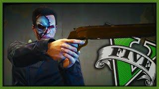 getlinkyoutube.com-GTA 5 Online Funny Moments: Every Bullet Counts Gamemode!
