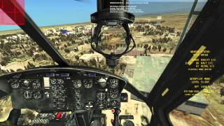 getlinkyoutube.com-DCS UH-1H Huey Troop Drop mission Part 1