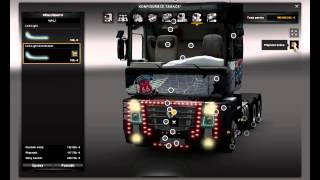 getlinkyoutube.com-Euro Truck Simulator 2 Renault MagnumTuning MOD