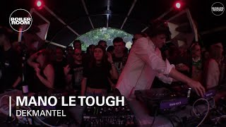 getlinkyoutube.com-Mano Le Tough Boiler Room x Dekmantel Festival DJ Set
