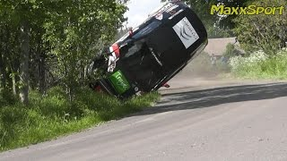 getlinkyoutube.com-Rally Crash Compilation 2014 Part 2