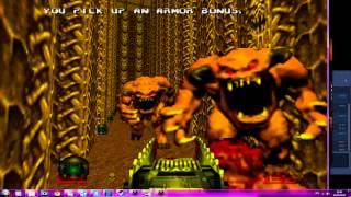 getlinkyoutube.com-Doom 64 Ex custom map test
