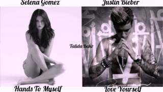 getlinkyoutube.com-Justin♥Selena | Hands To Myself/Love Yourself