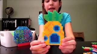 getlinkyoutube.com-Perler Bead Creations December 2013