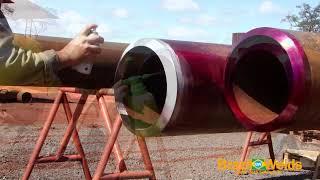 getlinkyoutube.com-Video Aula - Passe de Raiz SA 335 P22 Solda TIG(Root Pass SA 335 P22 TIG Welding).avi