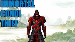getlinkyoutube.com-Koroshi - Immortal Condition Burst Thief Build
