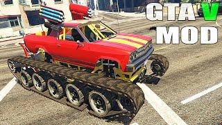 getlinkyoutube.com-Grand Theft Auto V - Custom Armed ATV MOD