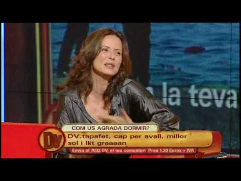 TV3 - Divendres - Aitana Sánchez-Gijón presenta