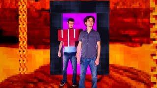 getlinkyoutube.com-MINECRAFT: Worlds Collide (Live-Action Fan Film)
