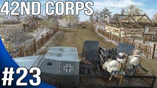 getlinkyoutube.com-Men of War Red Tide Walkthrough - Crimean Offensive - Fall of 42nd Corps