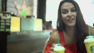 getlinkyoutube.com-Raghu, Rajiv, Rannvijay, Neha Dhupia & Yuvraj Singh take on the Starbucks funventures challenges!
