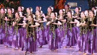 getlinkyoutube.com-Mokihana Lullaby 2010 Ho'ike 2010-7(Hula Honi Ke Aloha/フラホニケアロハ)