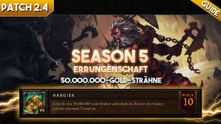 "getlinkyoutube.com-Diablo 3 [Patch 2.4]: Guide zur Errungenschaft ""Habgier"" (Season 5/7)"