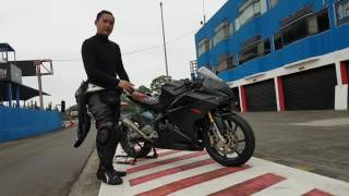getlinkyoutube.com-Track Test New Honda CBR250RR 2016 by One3Motoshop