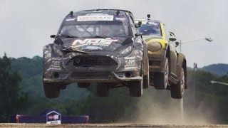Bumper to Bumper Rallycross in Washington DC | Red Bull Global Rallycross