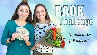 getlinkyoutube.com-RAOK Challenge | Random Acts of Kindness | #ShareGoodness