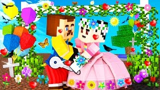 getlinkyoutube.com-Minecraft - HELLO NEIGHBOR - KISS THE NEIGHBOR!