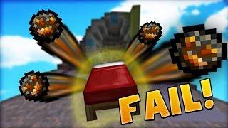 getlinkyoutube.com-CRAZY FIREBALL FAIL! *NEW MINIGAME* | BED WARS w/ Bigbst4tz2