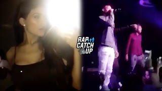 getlinkyoutube.com-Kylie Jenner Previews Tyga's 21 Savage Diss Track, 21 Savage Calls Out Tyga On Stage