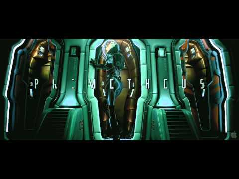 Prometheus Trailer - Official TRUE HD