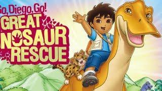 getlinkyoutube.com-Go Diego Go! Great Dinosaur Rescue | Full Game 2014